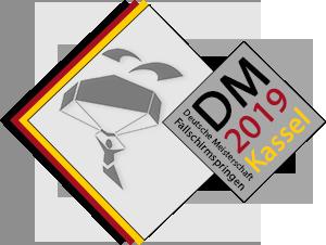 Deutsche Meisterschaft im Fallschirmspringen 2019